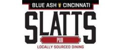 Slatts Pub Logo
