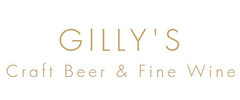 Gilly's Craft Beer & Fine Wine Logo