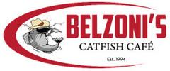 Belzoni's Catfish Cafe Logo