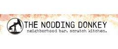 The Nodding Donkey Logo