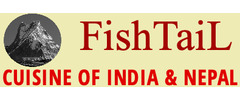 Fishtail Cuisine of India and Nepal Logo