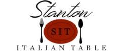 Stanton Italian Table Logo