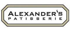 Alexander's Patisserie Logo