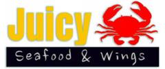 Juicy Seafood & Wings Logo