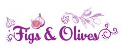 Figs & Olives Mediterranean Restaurant & Cafe Logo