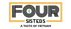 Four Sisters - A Taste of Vietnam Logo