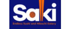 Saki Sushi logo