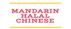 Mandarin Halal Chinese Logo