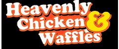 Heavenly Chicken & Waffles Logo