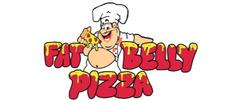 Fat Belly Pizza Logo