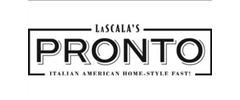 LaScala's Pronto Logo