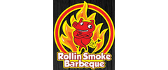 Rollin Smoke BBQ Logo