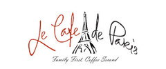 Le Cafe De Paris Logo