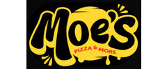 Moe's Pizza Logo