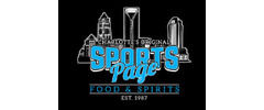 Sports Page Catering Logo