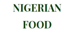 Nigerian Food Logo