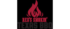 Red's Smokin Texas BBQ Logo