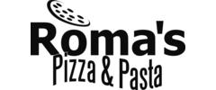 Roma's Pizza & Pasta Logo