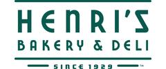 Henri's Bakery & Deli logo