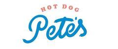 Hot Dog Pete's Logo