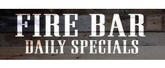 Fire Bar & Grill Logo