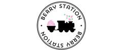 Berry Station / Grateful Donut Company Logo