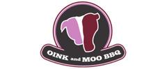 Oink & Moo BBQ Logo