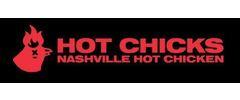 Hot Chicks Nashville Hot Chicken Logo