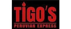 Tigo's Peruvian Express Logo