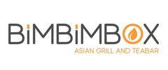 Bimbimbox Asian Grill and Tea Bar Logo