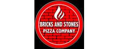 Bricks and Stones Pizza Company Logo