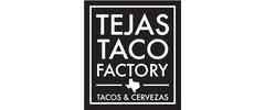 Tejas Taco Factory Logo