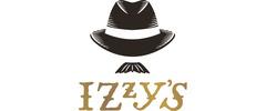 Izzy's Steaks logo