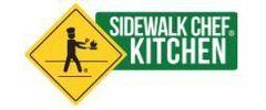 Sidewalk Chef Kitchen Logo