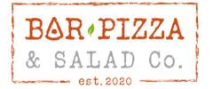 Bar Pizza & Salad Co. Logo