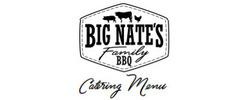 Big Nate's Family BBQ Logo