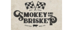Smokey & the Brisket Logo