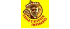 Carlo's Kitchen Empanadas Logo