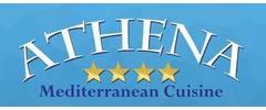 Athena Mediterranean Cuisine Logo