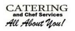 All About You Catering Services Logo