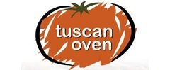 Tuscan Oven Pizza & Cafe Logo