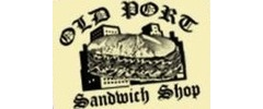 Old Port Sandwich Shop Logo