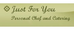 Just For You Catering Logo