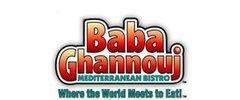Baba Ghannouj Mediterranean Bistro Logo