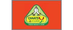 Chaats & Currys logo