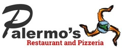 Palermo's  Pizzeria Logo