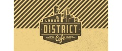 The Labor District Cafe Logo