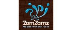 ZamZamz Mediterranean Grill Logo