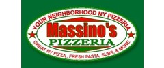 Massino's Pizzeria Logo