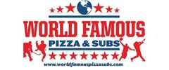 World Famous Pizza & Subs logo